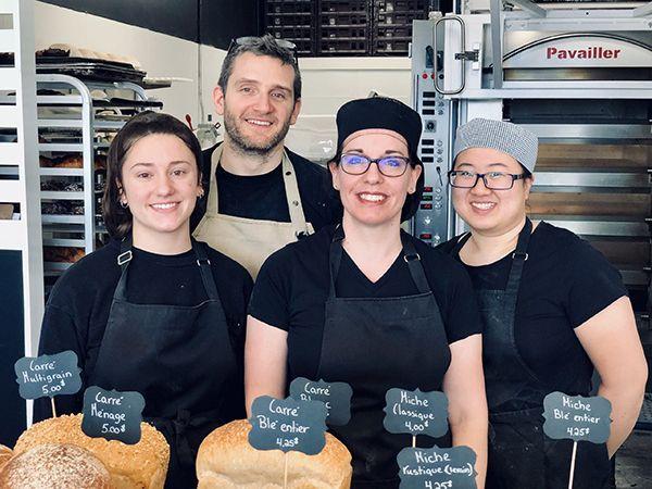 Boulangerie La Fournée d'Olivier